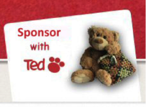 sponsor with Ted